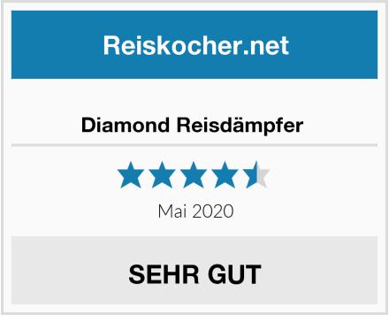 No Name Diamond Reisdämpfer  Test