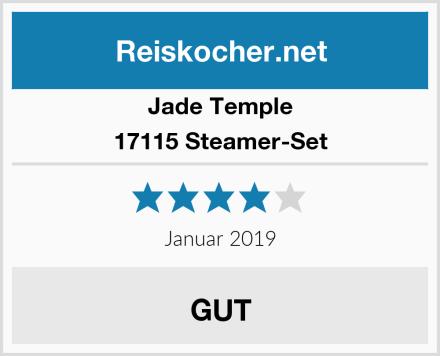 Jade Temple 17115 Steamer-Set Test