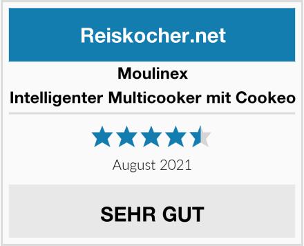 Moulinex Intelligenter Multicooker mit Cookeo Test