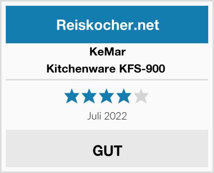 KeMar Kitchenware KFS-900  Test