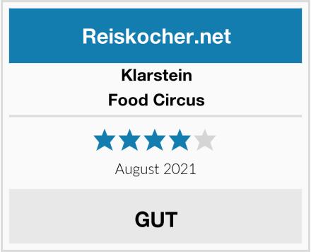 Klarstein Food Circus Test
