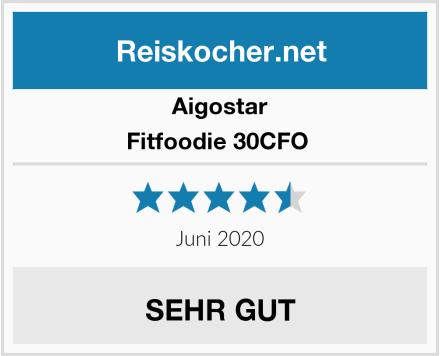 Aigostar Fitfoodie 30CFO  Test