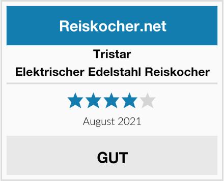 Tristar Elektrischer Edelstahl Reiskocher Test