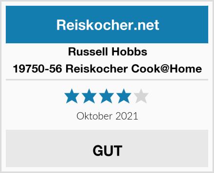 Russell Hobbs 19750-56 Reiskocher Cook@Home Test