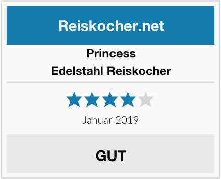 Princess Edelstahl Reiskocher Test