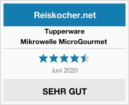 Tupperware Mikrowelle MicroGourmet  Test