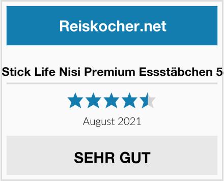 Chop Stick Life Nisi Premium Essstäbchen 5er Set Test