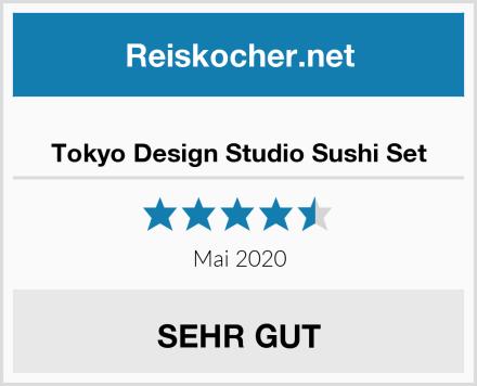 Tokyo Design Studio Sushi Set Test