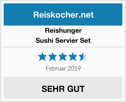 Reishunger Sushi Servier Set Test
