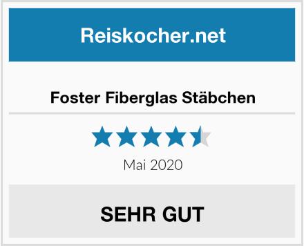 Foster Fiberglas Stäbchen Test