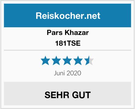 Pars Khazar 181TSE Test