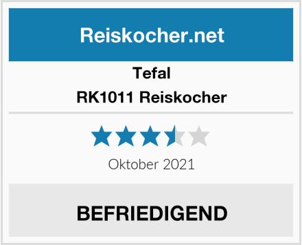 Tefal RK1011 Reiskocher Test
