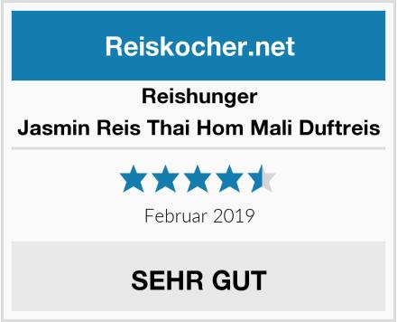 Reishunger Jasmin Reis Thai Hom Mali Duftreis Test