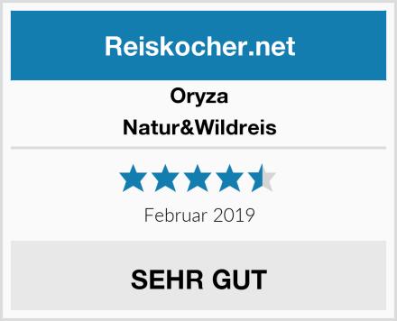 Oryza Natur&Wildreis Test