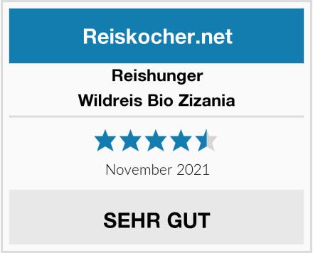 Reishunger Wildreis Bio Zizania Test
