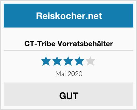 CT-Tribe Vorratsbehälter Test