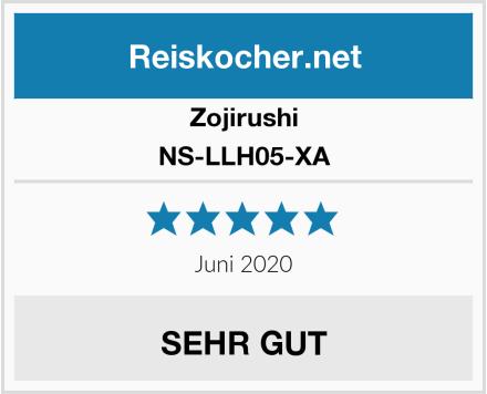 Zojirushi NS-LLH05-XA Test