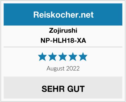 Zojirushi NP-HLH18-XA Test