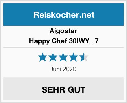 Aigostar Happy Chef 30IWY_ 7 Test