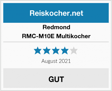 Redmond RMC-M10E Multikocher Test