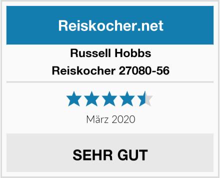 Russell Hobbs Reiskocher 27080-56 Test