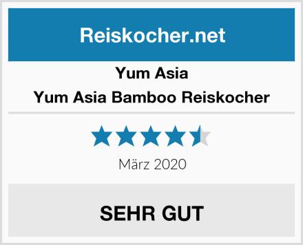 Yum Asia Yum Asia Bamboo Reiskocher Test