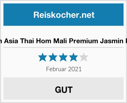Yum Asia Thai Hom Mali Premium Jasmin Reis Test