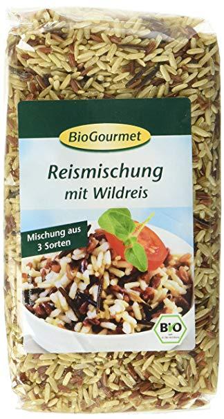 BioGourmet Reismischung mit Wildreis