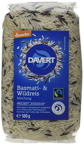 Davert Basmati- & Wildreis Mischung