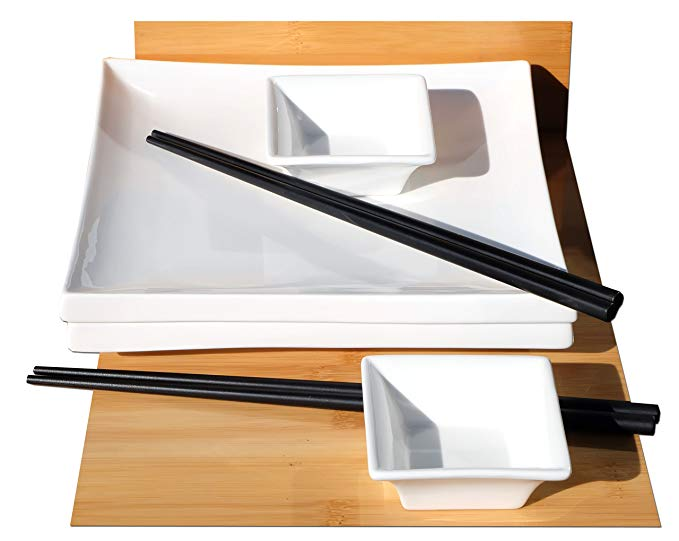 Gifts Of The Orient GOTO Sushi-Set (2 Personen)