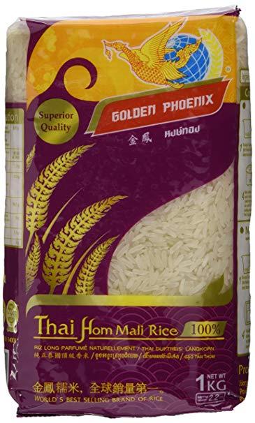 Golden Phoenix Duftreis 1kg