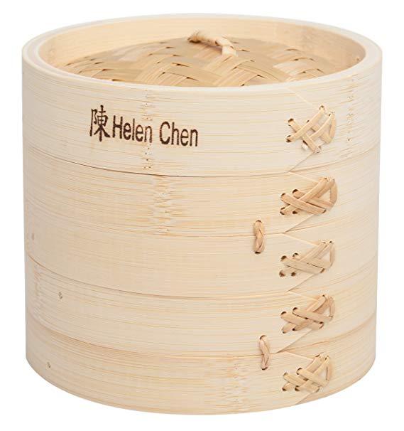No Name Helen's Asian Kitchen Bambus-Dampfkocher