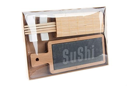 No Name LB H&F Japan Sushi Set 7 tlg.