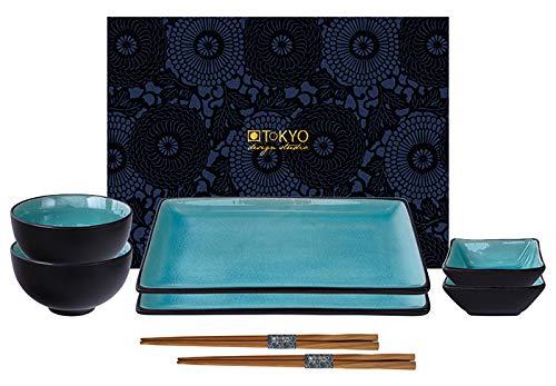 Tokyo Design Studio Glassy Turquoise