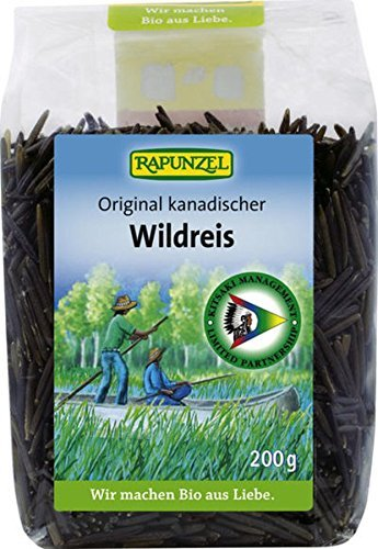 Rapunzel Bio Wildreis natur