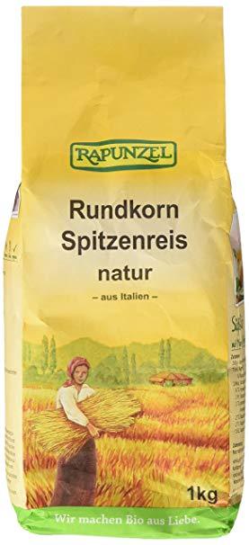 Rapunzel Rundkorn Spitzenreis natur