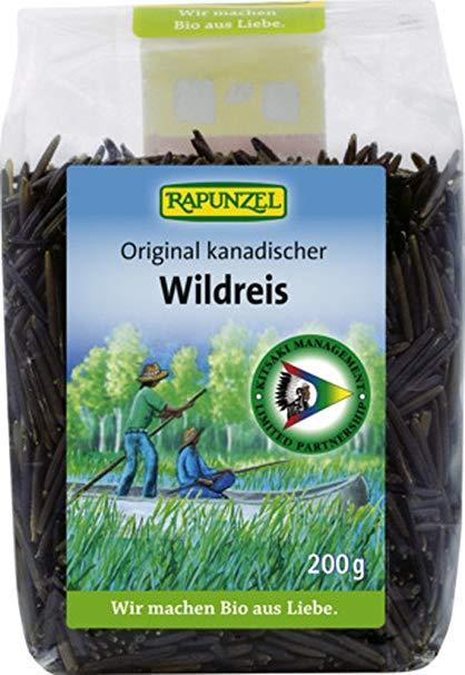 Rapunzel Wildreis natur
