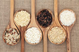 Reis bei Durchfall