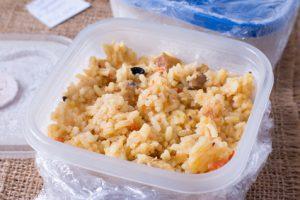 Wie lange ist Reis haltbar?