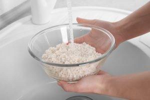 Warum Reis vor dem Kochen gewaschen werden sollte