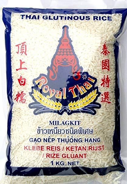Royal Thai Klebereis