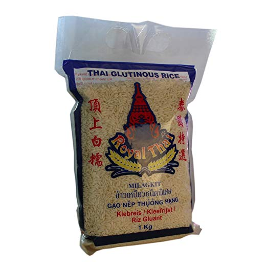 Royal Thai Klebreis Sticky Rice