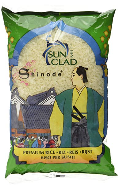 SHINODE SUN CLAD Shinode Sushi Reis