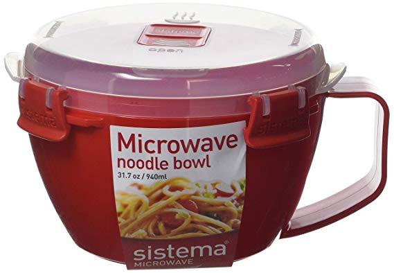 Sistema 1109 Mikrowellen-Nudelbowl To Go