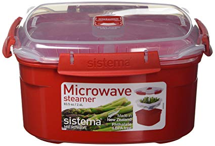 Sistema Microwave Dampfgarer