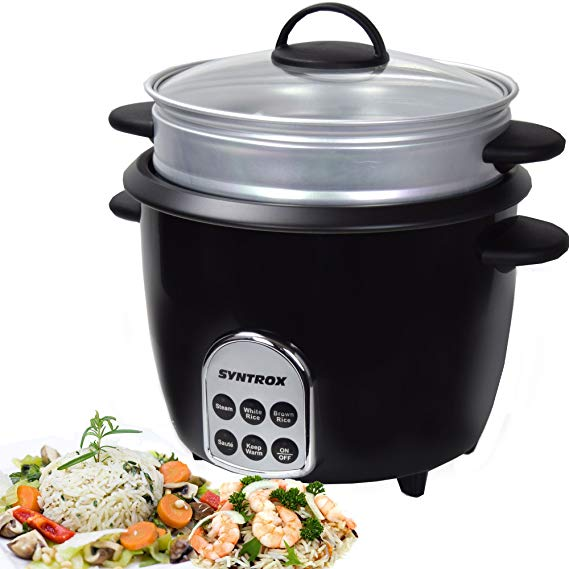 Syntrox Germany Slow Chef RC-700W Gourmet