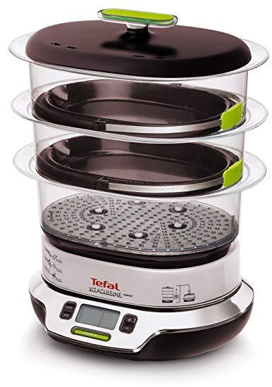 Tefal VS4003 Dampfgarer VitaCuisine Compact