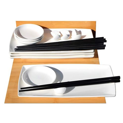 Gifts Of The Orient GOTO Sushi Geschirrset (4 Personen)