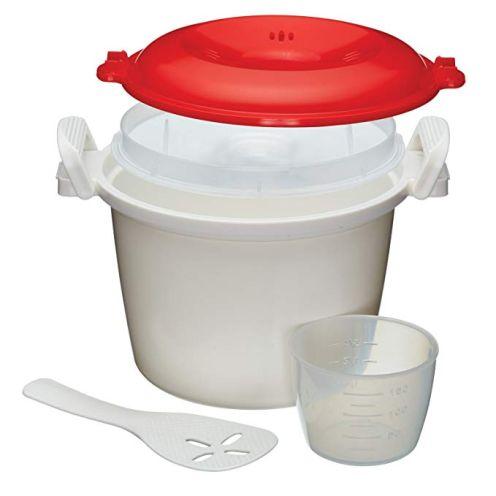 Kitchen Craft Mikrowellen-Reiskocher 1,5 l