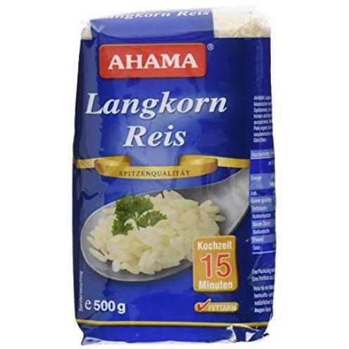 Ahama Langkornreis 2er Pack (2 x 500 g)